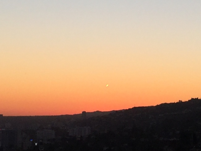 Los Angeles - A tear in the sky?